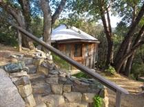 Yurt - Shrine Room